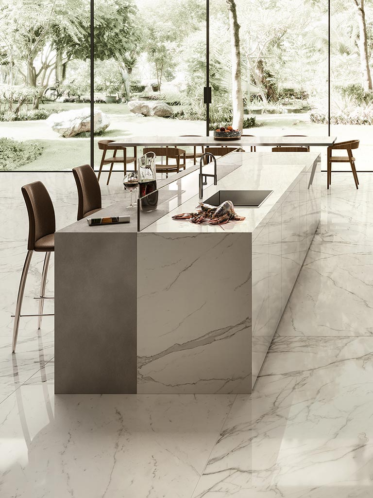 Calacatta Extra - Atlas Plan Slabs