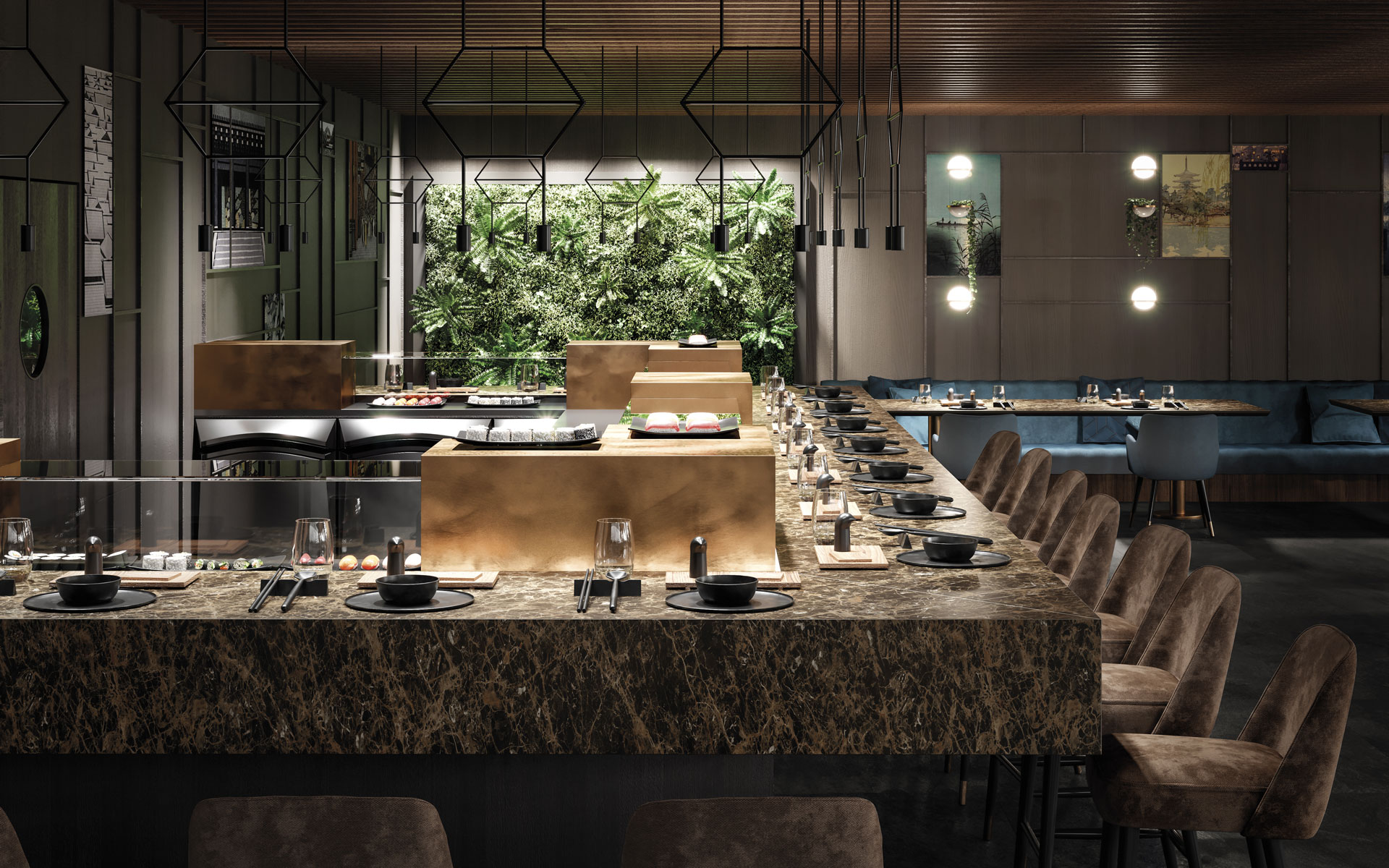 large-italian-porcelain-restaurant-counter-marble-effect-tiles