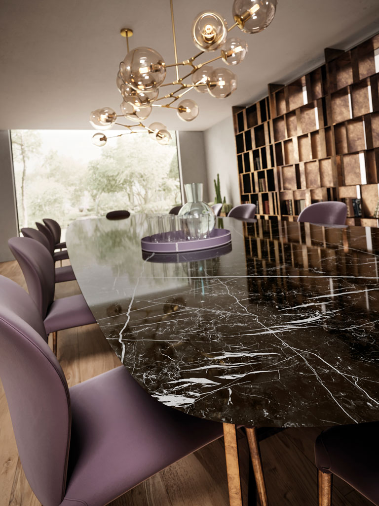 meeting-table-top-porcelain-marble-effect-tiles