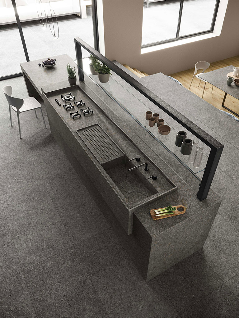 kitchen-in-full-body-porcelain-stoneware-slabs-stone-effect-dolmen-pro-grigio-atlas-plan