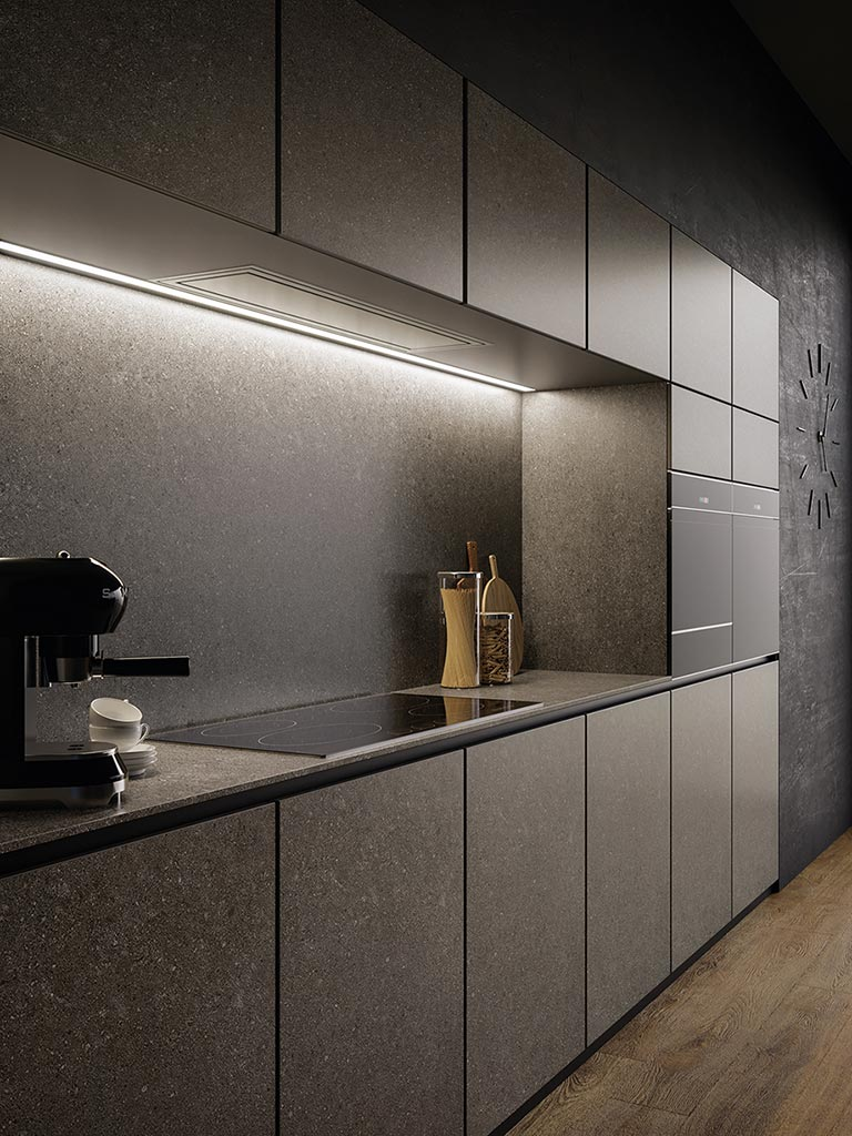kitchen-backsplash-stone-look-porcelain-tiles-kone-grey