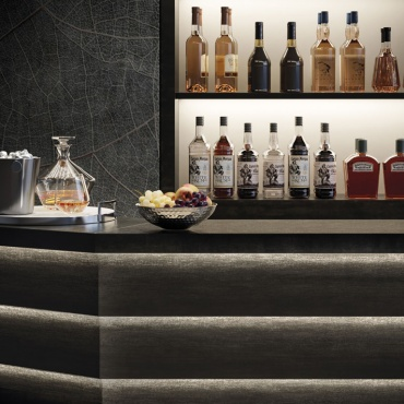 bar-cabinets-metal-look-jumbo-porcelain-slabs