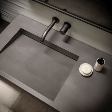 bath-sink-concrete-look-porcelain-stoneware-slabs